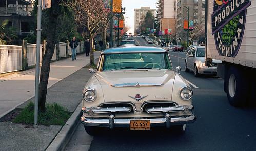 1955 Dodge Mayfair | The Dodge Mayfair was an automobile bui… | Flickr