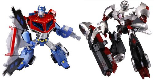 Ngee khiong transformers animated japanese release - Transformers cartoon optimus prime vs megatron ...