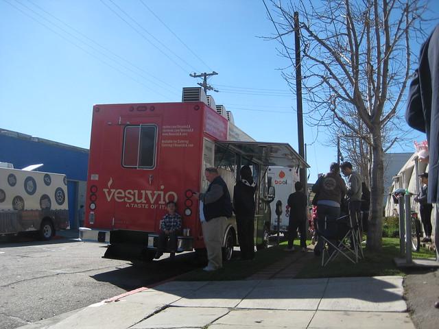 Italian Food Truck Georgetown