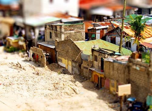 Miniaturized Poverty