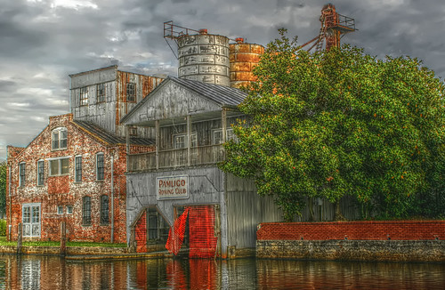 architecture buildings landscape nc waterfront scenic historic hdr washingtonnc riverscape tonemapped tonemapping pamlicoriver pamlicorowingclub qtpfsgui jaygetsinger