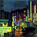 1980 ... street scene 'Bladerunner' -Syd Mead by x-ray delta one