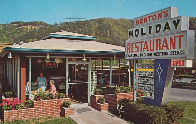 Country Food Restaurants Gatlinburg Tn