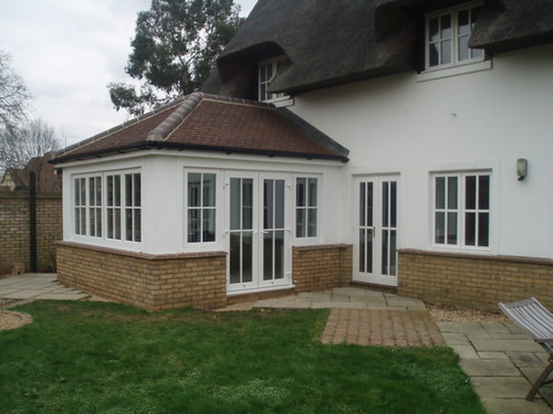 Thatched House Conservatory
