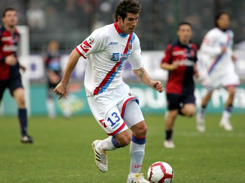 Calcio, Cagliari-Catania: precedenti in serie A