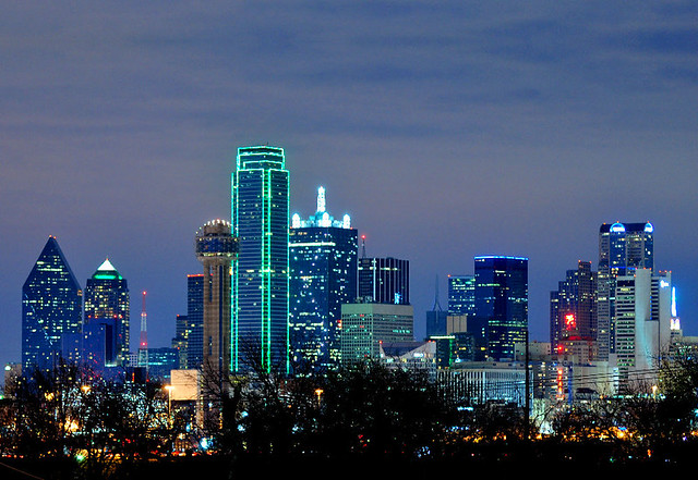 Dallas by CC user roberthensley on Flickr