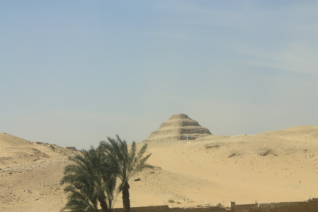 Step Pyramid of Zoser # 5 - Saqqara, Egypt, 2010