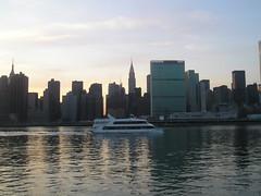 Manhattan from Queens