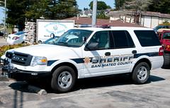 California Sheriff's Vehicles