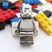 Lego Stormtrooper by rubygirl jewelry