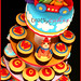 Wonder Pets Cupcake Tower
