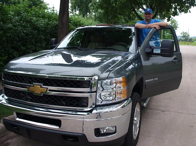 2011 Chevrolet Silverado 2500HD 18