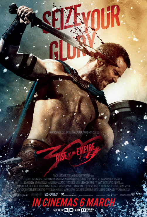[Movie Review]  300: Rise of an Empire - Alvinology
