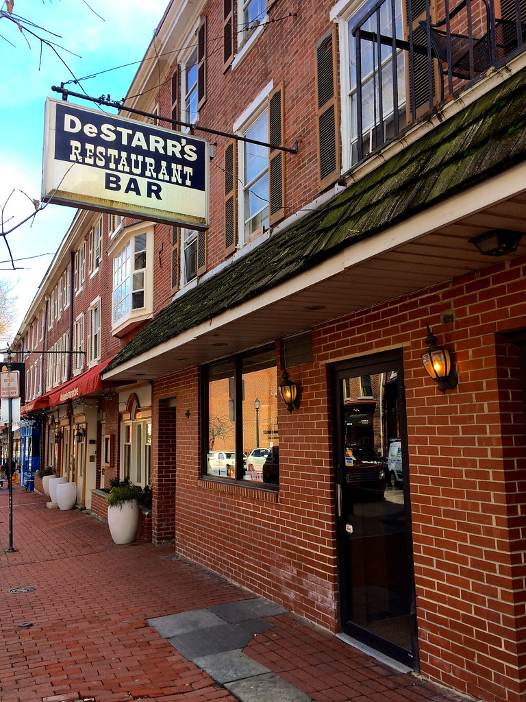 Destarr S Restaurant Amp Bar West Chester Pa Since 1935