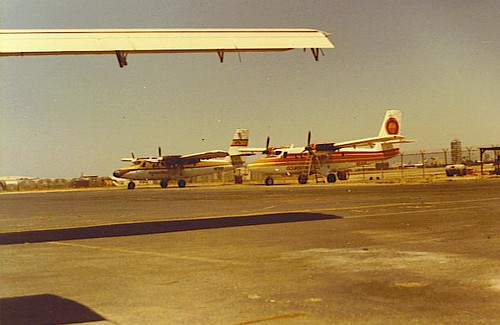 Golden West Airlines DHC-6