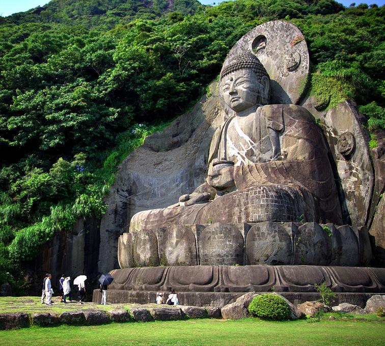 The five best giant buddhas daibutsu of japan atlas