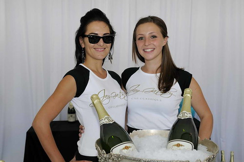 "Franschhoek ""Magic of Bubbles"" Cap Classique and Champagne Festival"
