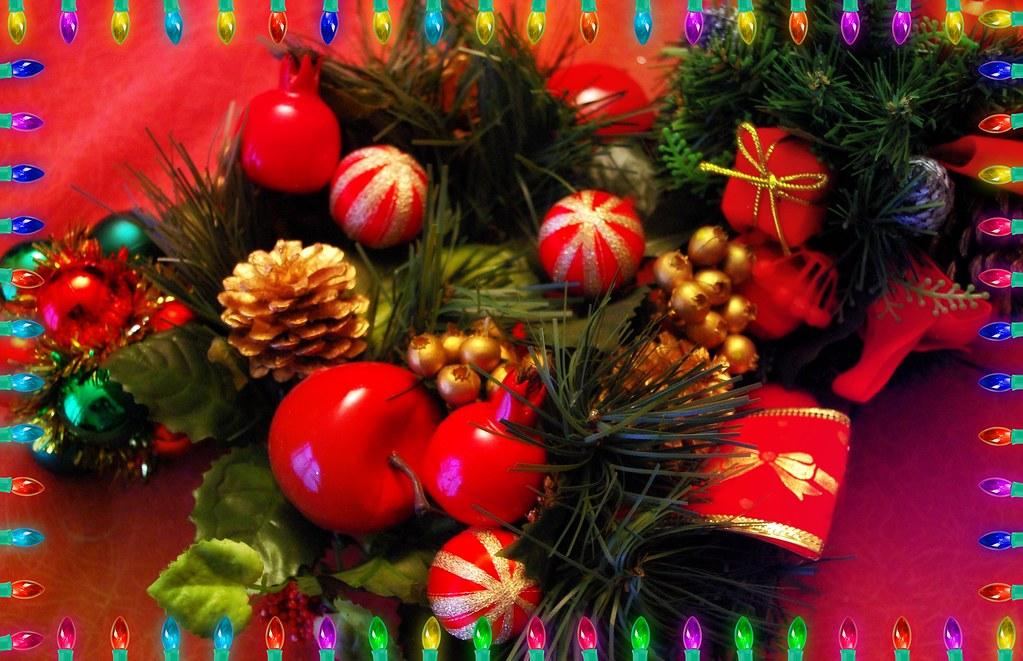 Joyeux Noël à tous mes amis Flickers !