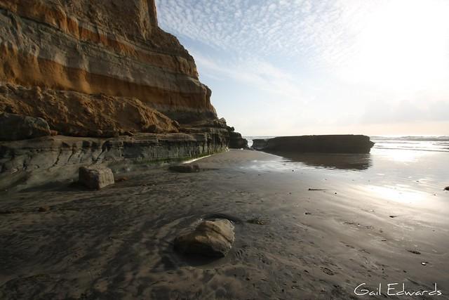 Torry Pines rock