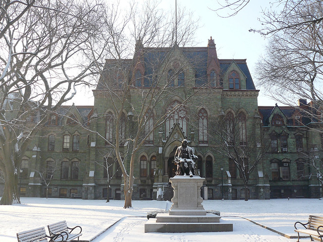 University of pennsylvania ben franklin essay