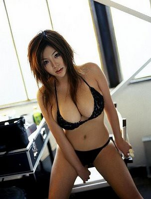 Spending superfluous huge boobed asian girls think, that