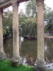 2009.09 PARIS - Parc Monceau