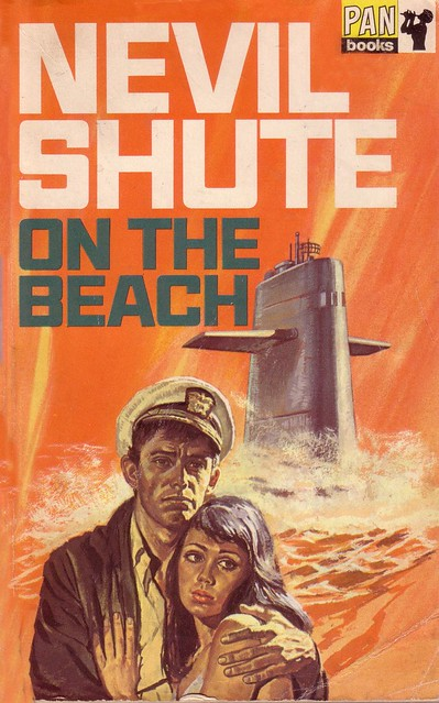 on the beach by nevil shute Nevil shute's most powerful novel—a bestseller for decades after its 1957 publication—is an unforgettable vision of a post-apocalyptic world.