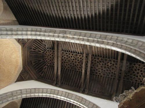 Iglesia de Nuestra Señora de la Concepción - Artesonado 2