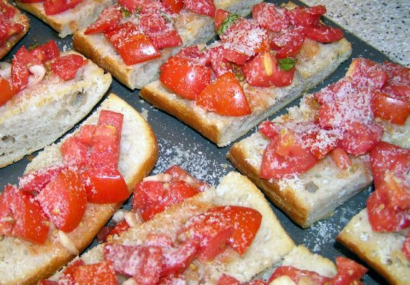 The Ultimate Bruschetta