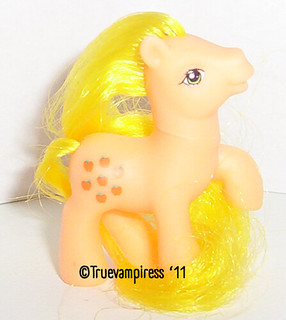G1 Dollymix Applejack