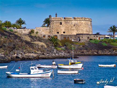 Castillo de San José - Arrecife, Islas Canarias