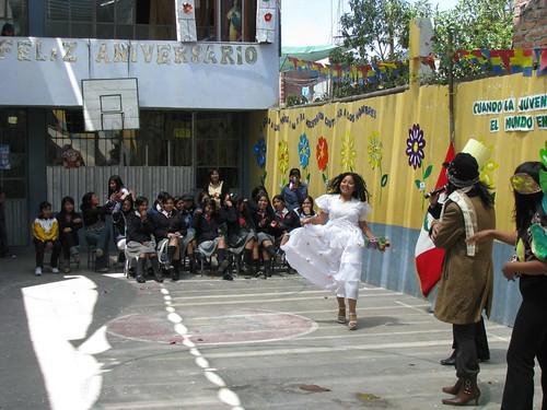 Día del estudiante 2009