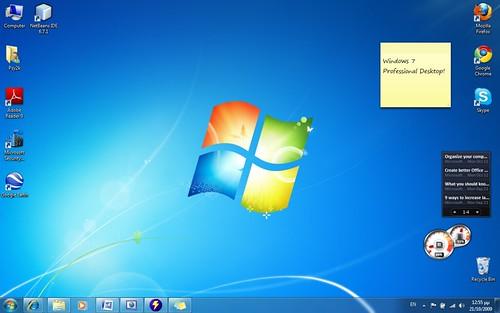 Windows 7-Datenträgerabbilder (ISO-Dateien) herunterladen