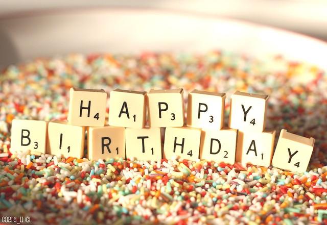 It's My Birthday! :-)