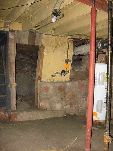 sloping slanting floors bowing walls flickr photo
