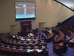 parliament(0.0), auditorium(1.0), government(1.0),
