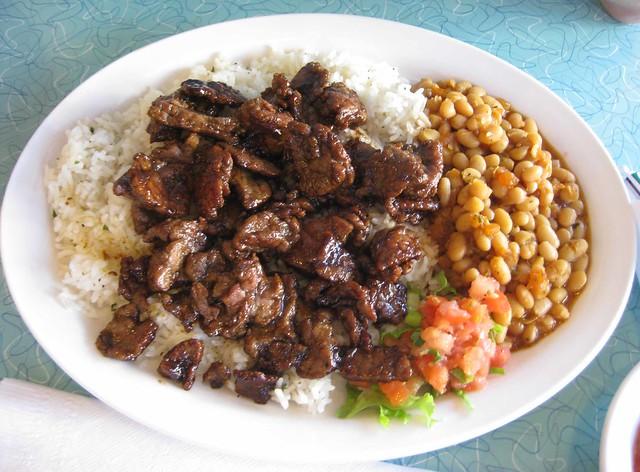 Maui bowl at wahoo 39 s fish taco flickr photo sharing for Fish bowl maui