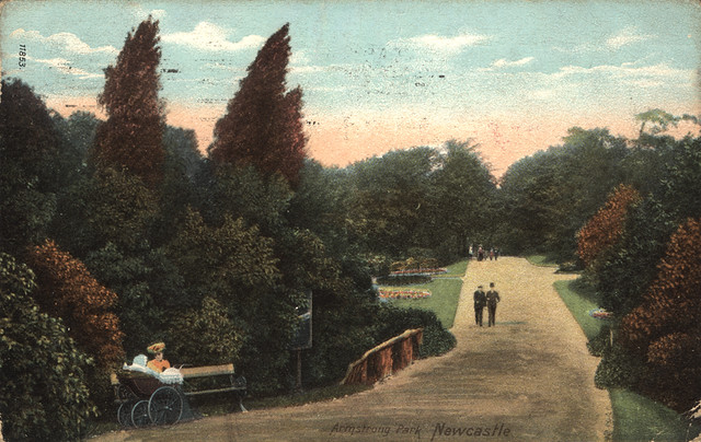 Armstrong Park, Heaton
