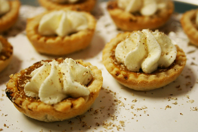 mini pumpkin pie | Flickr - Photo Sharing!