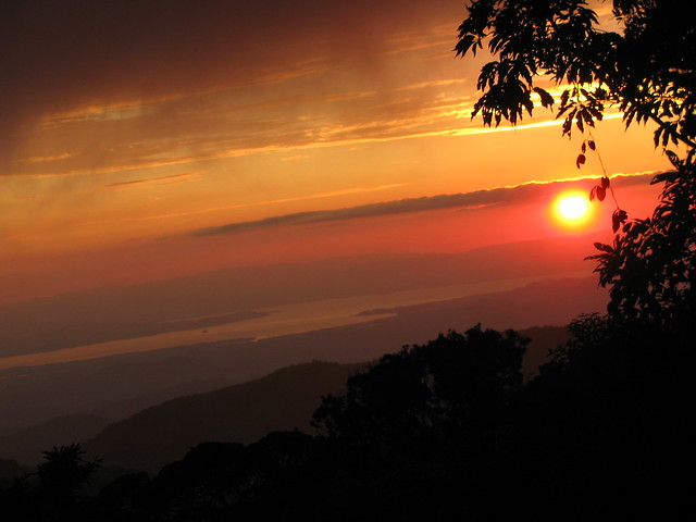 Costa Rica Sunset - Sweet and Savoring