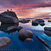 Bonsai Rock - Lake Tahoe, Nevada by Jim Patterson Photography
