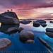 Bonsai Rock - Lake Tahoe, Nevada by Jim Patterson Photography