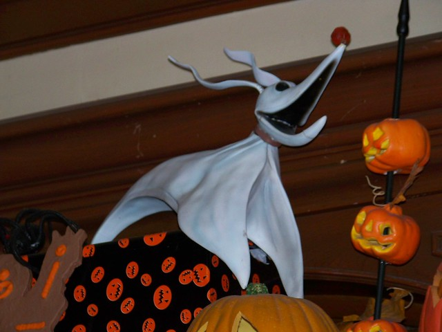 Nightmare Before Christmas Decor In The French Market