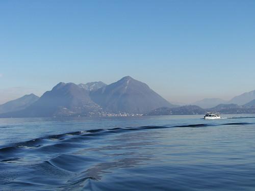 Blue Lake Maggiore