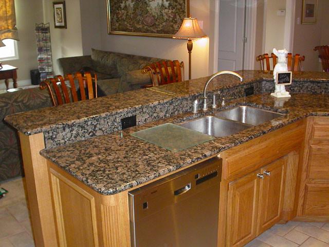 Baltic Brown Granite Countertops - Charlotte, NC ...