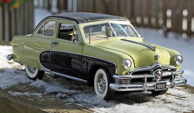 Model 1950 ford crestliner 2 door sedan 3 of 10 for 1950 ford 4 door