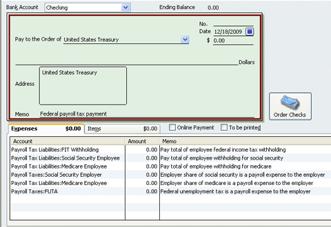 Preparing for tax time with quickbooks part 4 using for Quickbooks payslip template