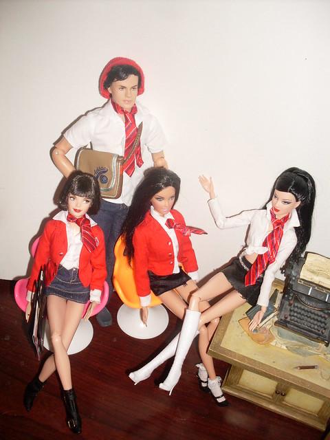 Rebelde RBD Barbie dolls :) | Flickr - Photo Sharing!