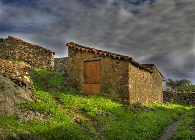 Jabuguillo casas abandonadas