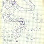 plans for 4 lane figure 8 slotcar tracks